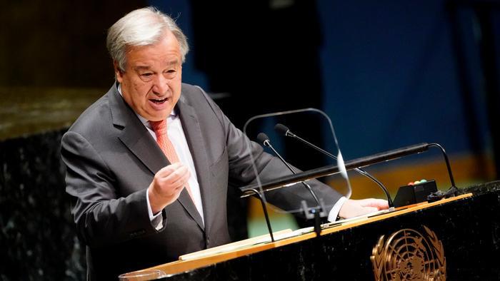 Генсек ООН закликав Азербайджан припинити вогонь в Нагірному Карабаху