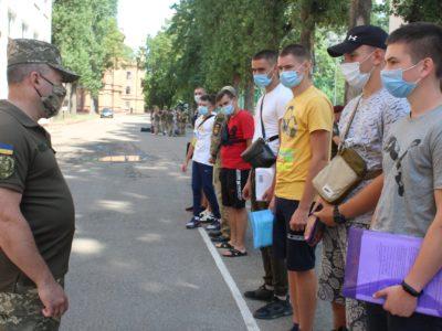 В Одесі готуватимуть офіцерів за новими військовими спеціальностями