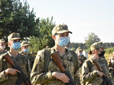 Найбільше охочих до піхоти! – результати  вступної кампанії в Національній академії сухопутних військ