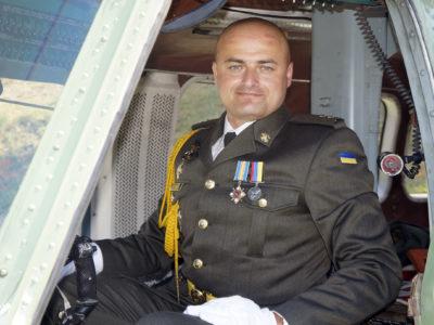 Як десантник став військовим авіатором