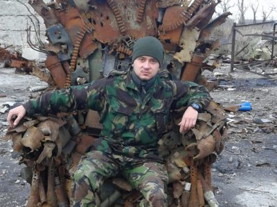 П'ять років поспіль на передньому краї неоголошеної війни