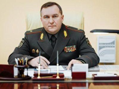 Міністр оборони Білорусі не виключає військового конфлікту в країні