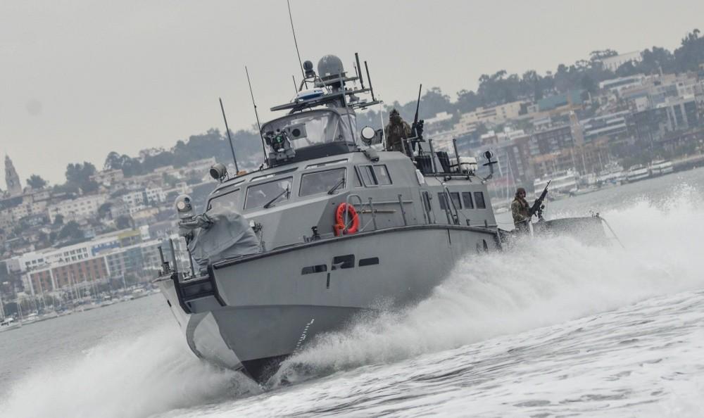 Американські катери, які мають надійти до складу українського флоту, планують оснастити ракетними комплексами малої дальності типу ВGM-176В Griffin