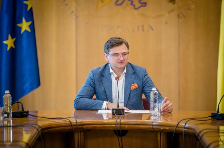 Відновлення територіальної цілісності України має залишатися основоположним принципом у політиці ЄС щодо РФ – Дмитро Кулеба