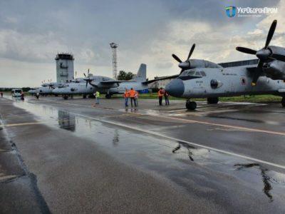 Три літаки ВПС Шрі-Ланки ремонтуватимуть на українському авіазаводі