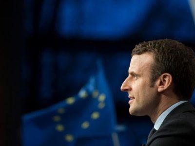 Позиція Євросоюзу щодо України на переговорах із Росією має бути твердою Емманюель Макрон