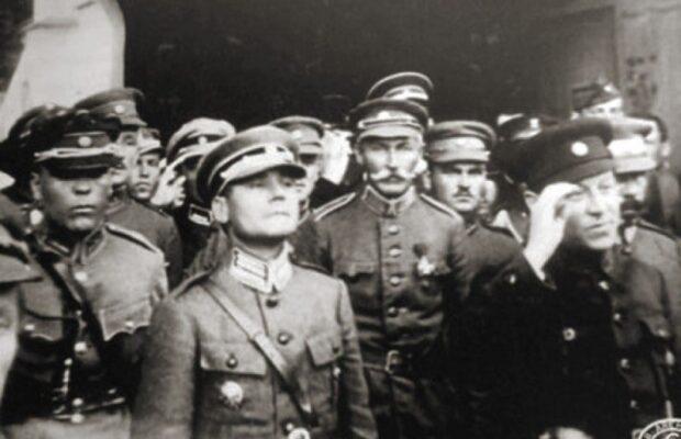 Сквер у Варшаві назвуть на честь генерала Армії УНР Марка Безручка