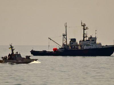 На ремонт буксира «Корець» ВМС України передбачено понад 13 млн гривень