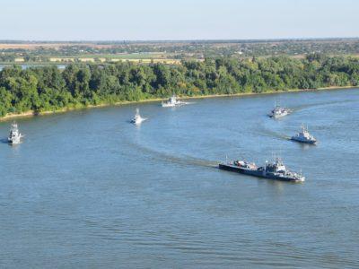 Особливістю цьогорічних навчань Riverine-2020 стане відпрацювання завдань з бойового тралення річки Дунай