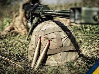 Доба в ООС: 3 обстріли, втрат серед українських захисників немає