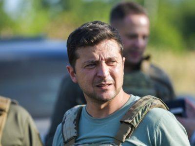 Глава держави прибув з робочою поїздкою на Донеччину