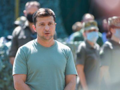Робимо все можливе, щоб режим тиші не порушувався – Президент на Донбасі