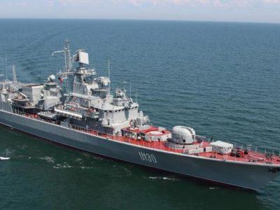На фрегаті «Гетьман Сагайдачний» моряк захворів на COVID-19: весь екіпаж проходить ПЛР-тестування