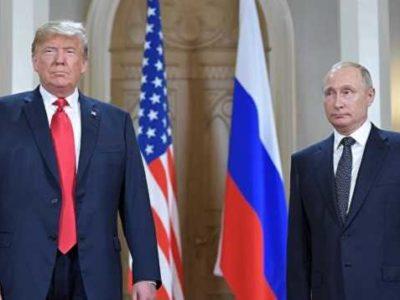 У Трампа поставили Росії умову для зняття санкцій