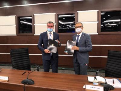 Українська делегація провела перші робочі зустрічі з представниками оборонно-промислового комплексу Турецької Республіки