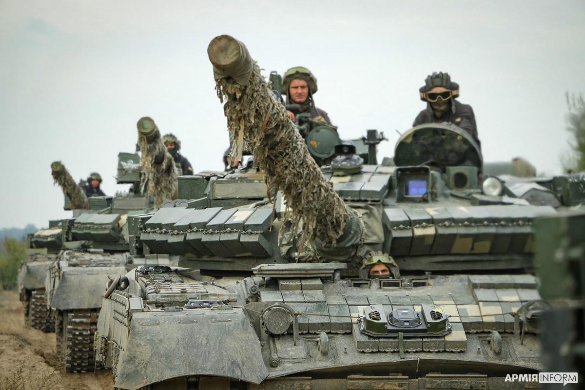 Лазери замість гармат: танкісти ведуть двобої по-новому