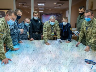 Активна фаза СКШН «Об'єднані зусилля – 2020»: сили оборони та безпеки дають відсіч збройній агресії противника