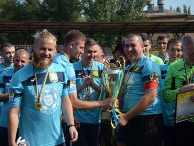 У Маріуполі визначився переможець Футбольної ліги учасників АТО дивізіону «Схід»