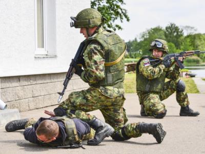 Військові навчання проти власного народу, або Чому  Україна посилила охорону кордону з Республікою Білорусь