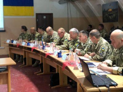 Делегація Війська Польського відвідала район проведення операції Об'єднаних сил