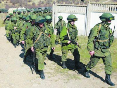 Скільки військ може витримати Крим?