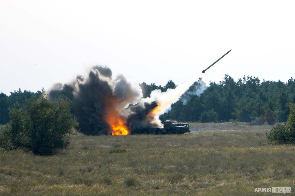 Модернізовані ракети для комплексу «Вільха» пройшли успішне випробування