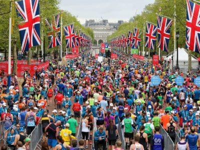 У віртуальному 42-кілометровому Лондонському марафоні візьмуть участь 11 українських ветеранів АТО/ООС