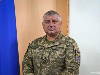 Командувач Військ зв'язку та кібербезпеки ЗСУ: про зміни у структурі військ, головні функції та «Об'єднані зусилля – 2020»