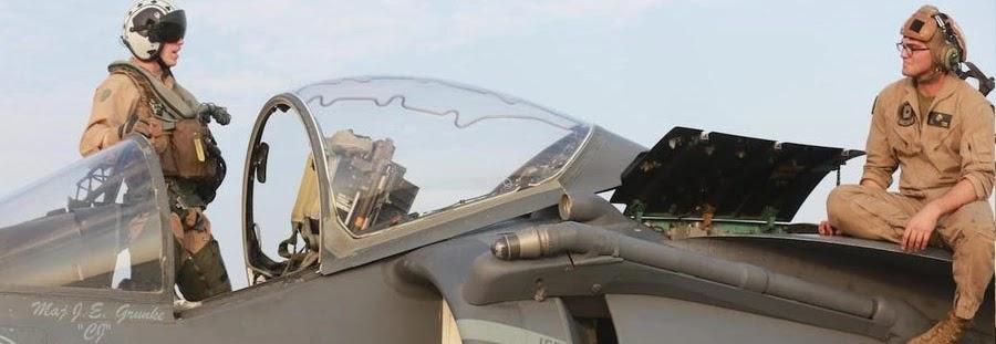 Щоб втримати пілотів на військовій службі Морська піхота США виплатить їм по $280 тисяч