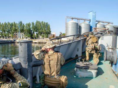 «Об'єднані зусилля — 2020»: морські піхотинці долучилися до тренування підрозділів тероборони