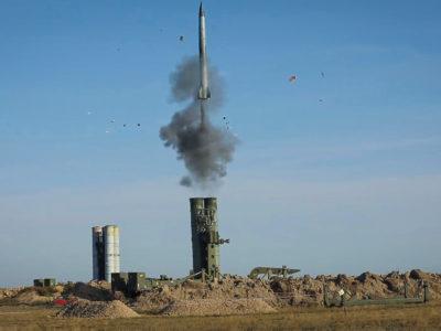 «Об'єднані зусилля — 2020»: на полігоні «Ягорлик» тривають льотні випробування ЗКР