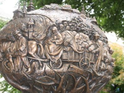 Сьогодні в Україні вшановують пам'ять депортованих українців з Лемківщини, Надсяння, Холмщини, Південного Підляшшя, Любачівщини, Західної Бойківщини у 1944-1951 роках
