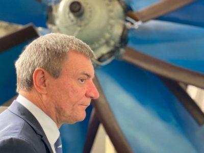 «Міністерством оборони підготовлено проєкт контракту з ДП «Антонов» на виготовлення трьох літаків Ан-178», – Олег Уруський