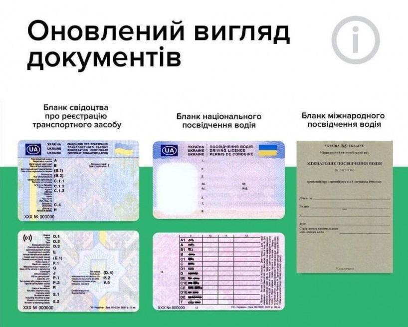 Кабмін затвердив нові автомобільні права і техпаспорт: що зміниться –  АрміяInform