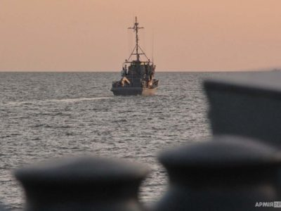 «Об'єднані зусилля — 2020»: кораблі ВМС приступили до практичного виконання завдань у морі