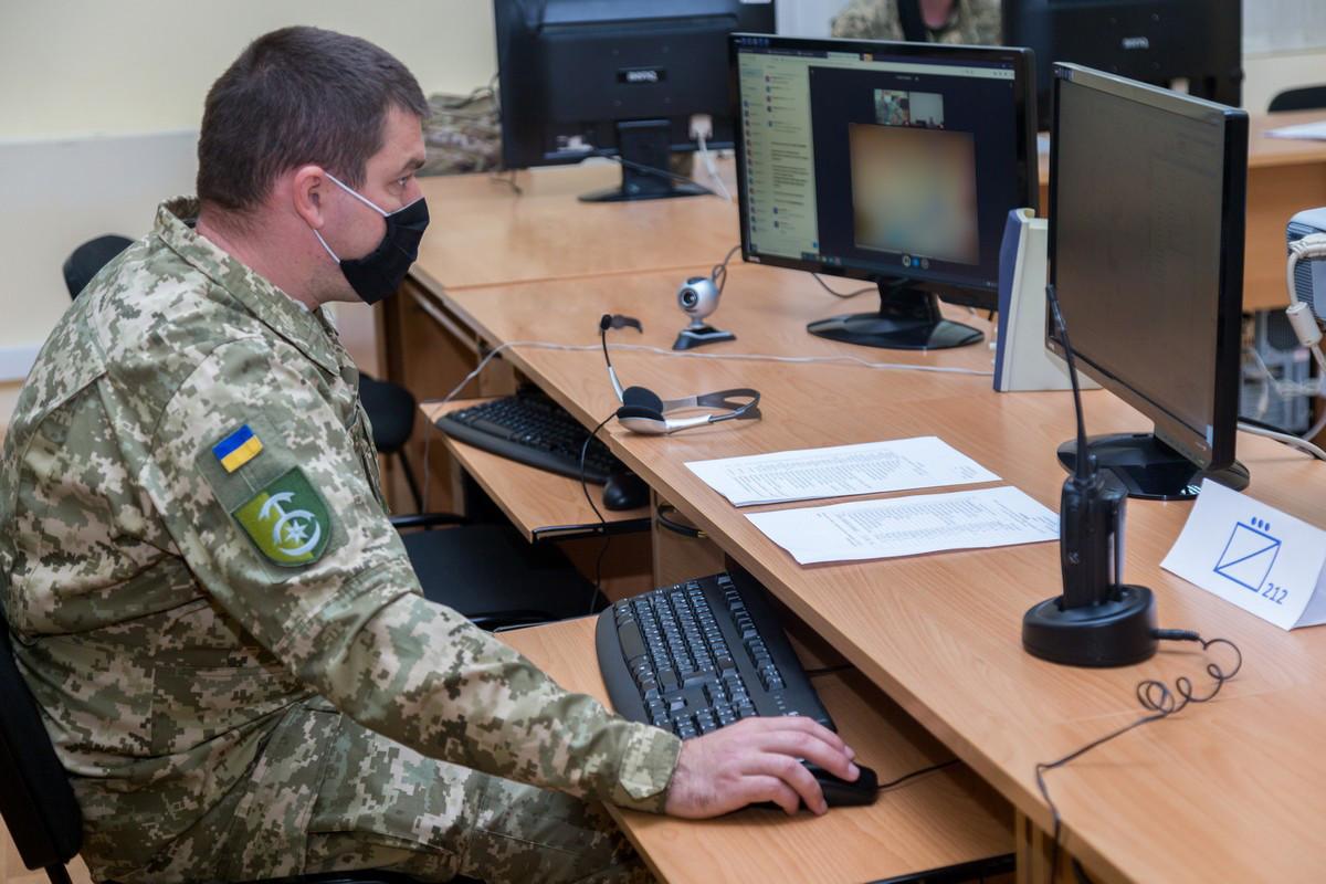 Національний університет оборони долучився до впровадження на всеукраїнському рівні командно-штабної гри «Кіберджура»