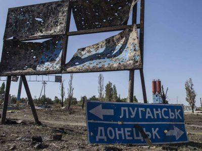 Російсько-окупаційні війська на Донбасі мінують дороги біля лінії розмежування – ООС