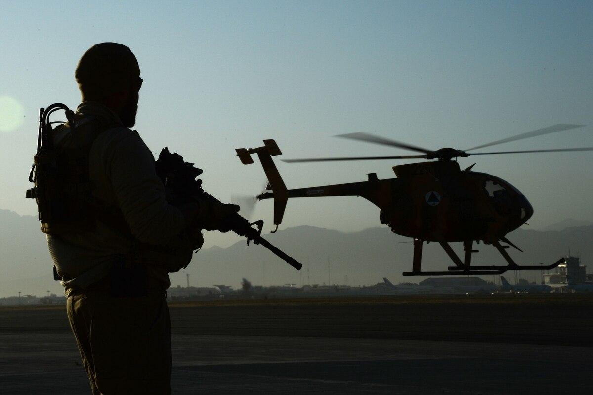 За кілька років в Україні планують налагодити виробництво багатоцільового легкого вертольота «Кіборг»