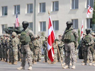 У Грузії розпочалися багатонаціональні навчання «Гідний партнер 2020» за участю НАТО