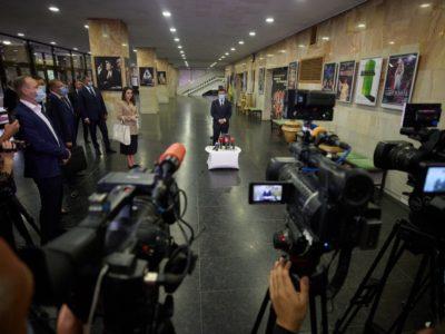 Володимир Зеленський: 11 вересня відбудеться засідання радників лідерів «Нормандської четвірки»