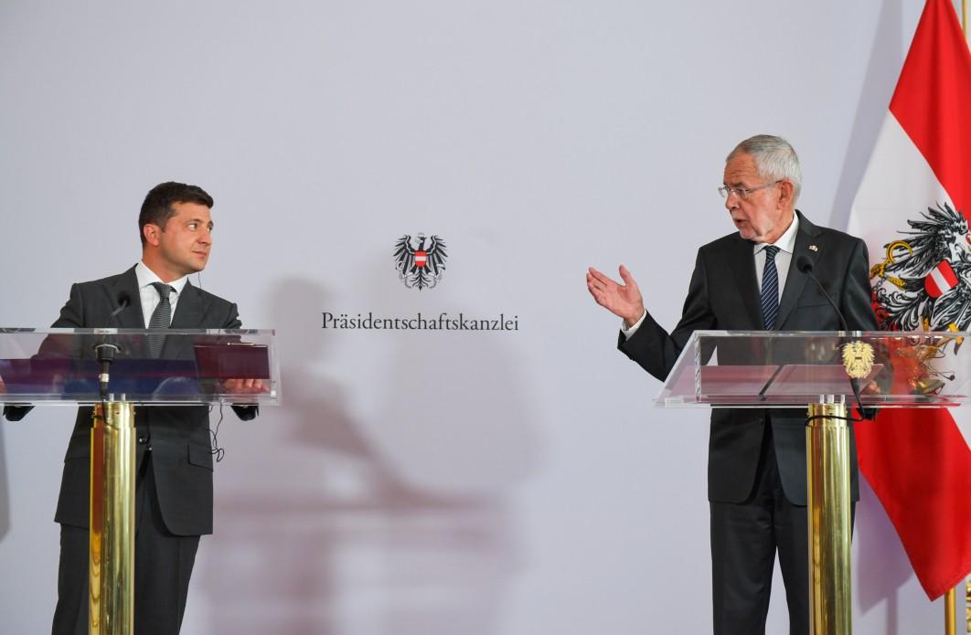 1 млн євро на допомогу Донбасу виділить Австрія Україні