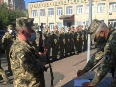 «Об'єднані зусилля— 2020»: розпочалися навчальні збори з бригадами територіальної оборони у Чернігівській і Сумській областях