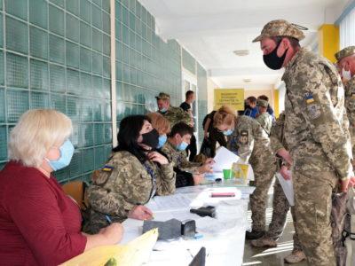На Харківщині розпочалися збори з підрозділами тероборони