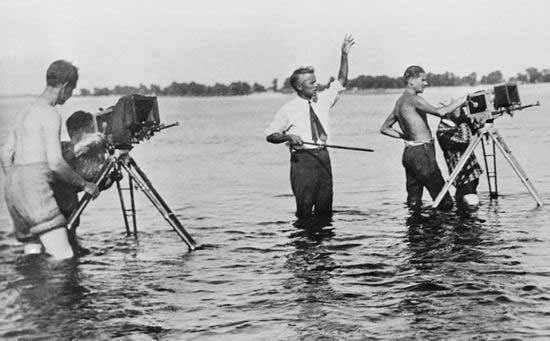 10 вересня 126 років тому народився Олександр Довженко – один із найвідоміших на планеті письменників і режисерів