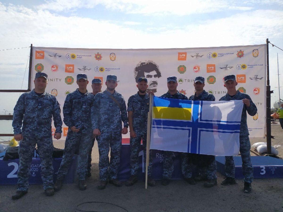 Військові взяли участь у Чемпіонаті України з греблі