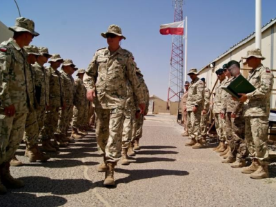 Польща відряджає свій контингент до Туреччини