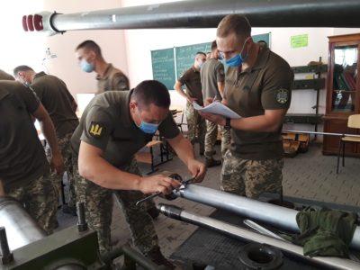 У Військовій академії (м. Одеса) проводиться акредитаційна експертиза