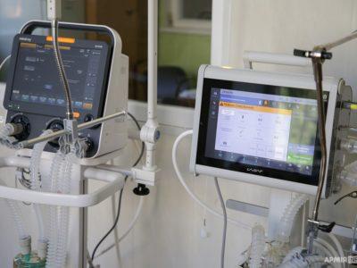 Рівненський військовий госпіталь отримав нове медичне обладнання