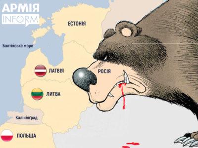 Як Росія поширює COVID-19 у НАТО