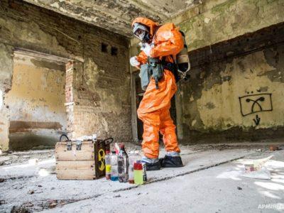 «Rapid Trident 2020»: підрозділ CBRN ліквідував масштабну хімічну загрозу!